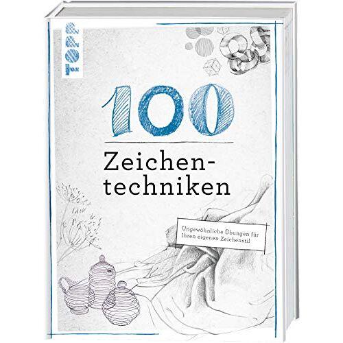 Monika Reiter - 100 Zeichentechniken: Ungewöhnliche Übungen für Ihren eigenen Zeichenstil - Preis vom 24.01.2020 06:02:04 h