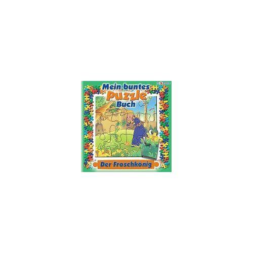 - Mein buntes Puzzlebuch. Der Froschkönig - Preis vom 21.01.2021 06:07:38 h