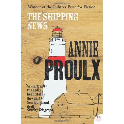 Annie Proulx - Shipping News - Preis vom 08.05.2021 04:52:27 h