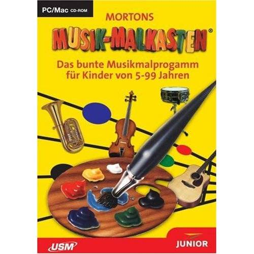 United Mortons Musik-Malkasten - Preis vom 25.02.2021 06:08:03 h