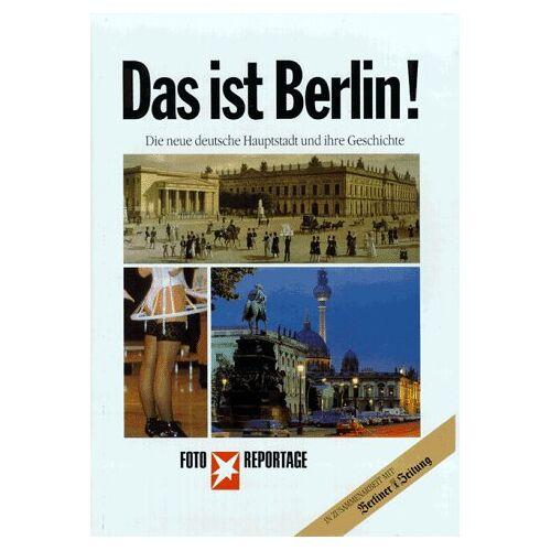 Winfried Maass - Das ist Berlin! - Preis vom 03.12.2020 05:57:36 h