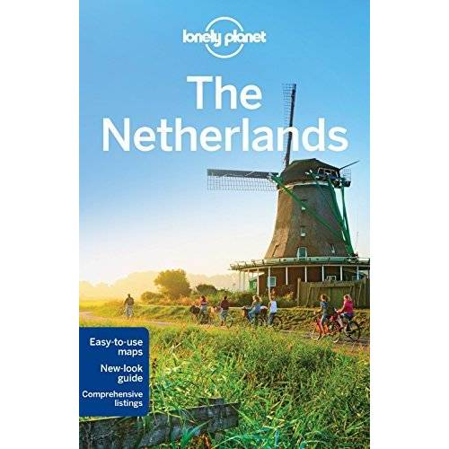 Lonely Planet - The Netherlands (Lonely Planet Netherlands) - Preis vom 07.05.2021 04:52:30 h