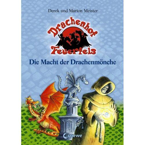 Derek Meister - Drachenhof Feuerfels 05. Die Macht der Drachenmönche - Preis vom 16.05.2021 04:43:40 h