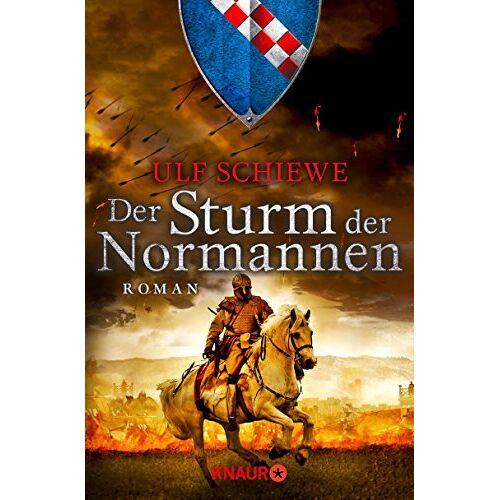 Ulf Schiewe - Der Sturm der Normannen: Roman (Die Normannensaga) - Preis vom 21.10.2020 04:49:09 h