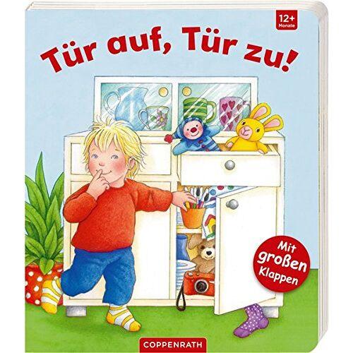 Katja Richert - Tür auf, Tür zu! - Preis vom 09.04.2021 04:50:04 h