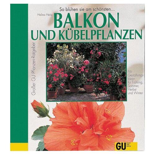 Halina Heitz - Balkon- und Kübelpflanzen - Preis vom 22.04.2021 04:50:21 h
