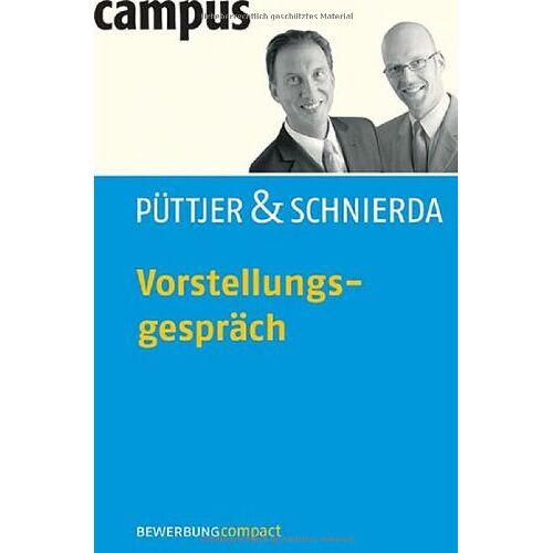 Christian Püttjer - Vorstellungsgespräch - Preis vom 23.02.2021 06:05:19 h