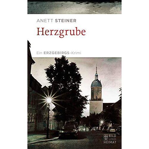 Anett Steiner - Herzgrube: Ein Erzgebirgs-Krimi - Preis vom 22.01.2021 05:57:24 h
