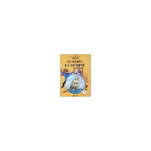 Hergé - La Secret de La Licorne = Secret of the Unicorn (Tintin) - Preis vom 15.04.2021 04:51:42 h