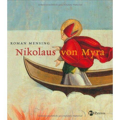 Roman Mensing - Nikolaus von Myra - Preis vom 01.03.2021 06:00:22 h