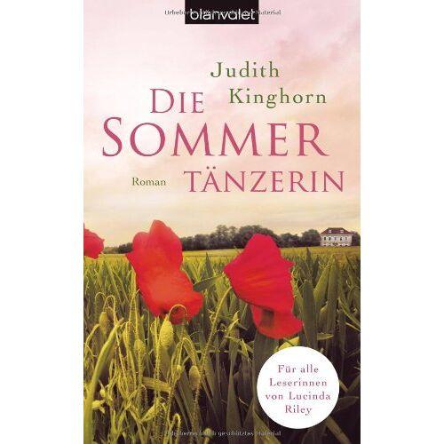 Judith Kinghorn - Die Sommertänzerin: Roman - Preis vom 13.04.2021 04:49:48 h