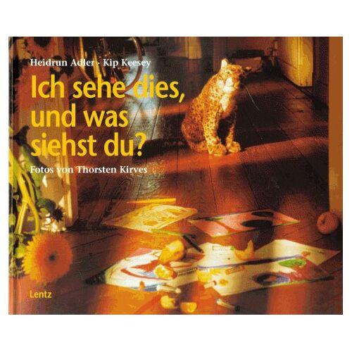 Heidrun Adler - Ich sehe dies, und was siehst du? - Preis vom 05.09.2020 04:49:05 h