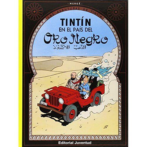 HERGE-TINTIN CARTONE III - Tintín en el país del Oro Negro (LAS AVENTURAS DE TINTIN CARTONE) - Preis vom 24.06.2020 04:58:28 h
