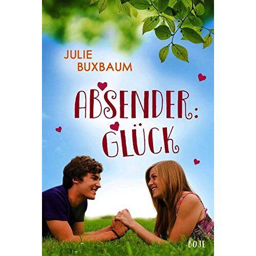 Julie Buxbaum - Absender: Glück - Preis vom 21.10.2020 04:49:09 h