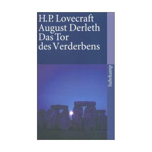 August Derleth - Das Tor des Verderbens (suhrkamp taschenbuch) - Preis vom 13.05.2021 04:51:36 h