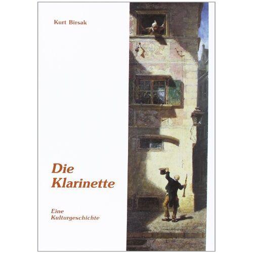 Kurt Birsak - Die Klarinette - Preis vom 20.10.2020 04:55:35 h
