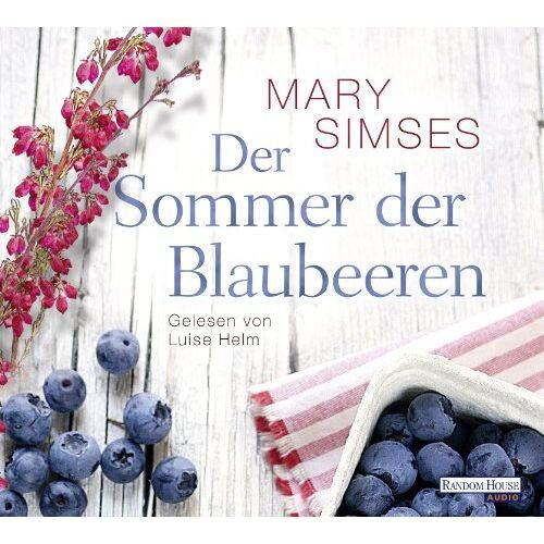 Mary Simses - Der Sommer der Blaubeeren - Preis vom 07.09.2020 04:53:03 h