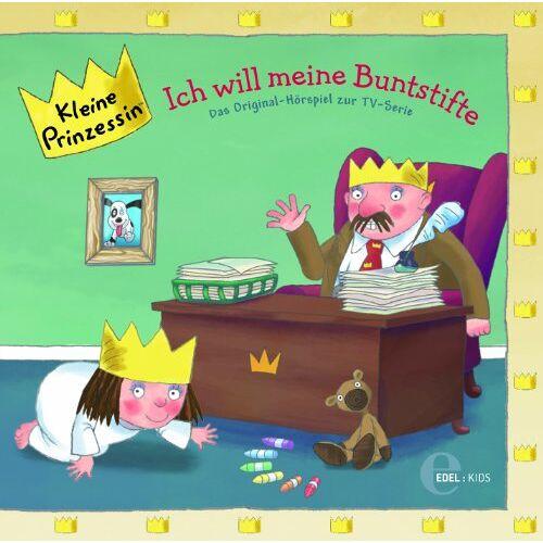 Kleine Prinzessin - (11)Hsp TV-Ich Will Meine Buntstifte - Preis vom 20.10.2020 04:55:35 h