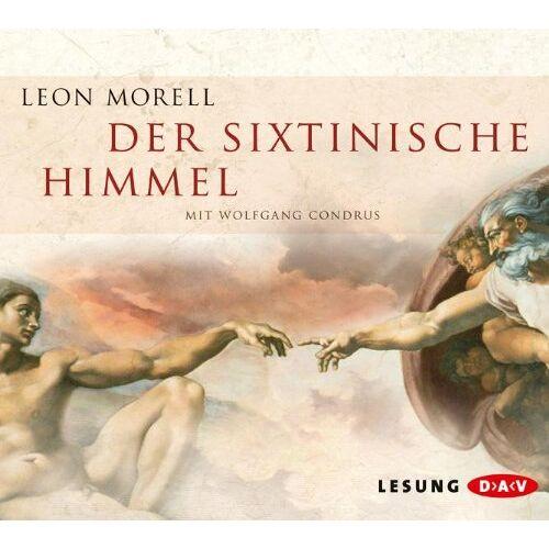 Leon Morell - Der sixtinische Himmel - Preis vom 16.01.2021 06:04:45 h