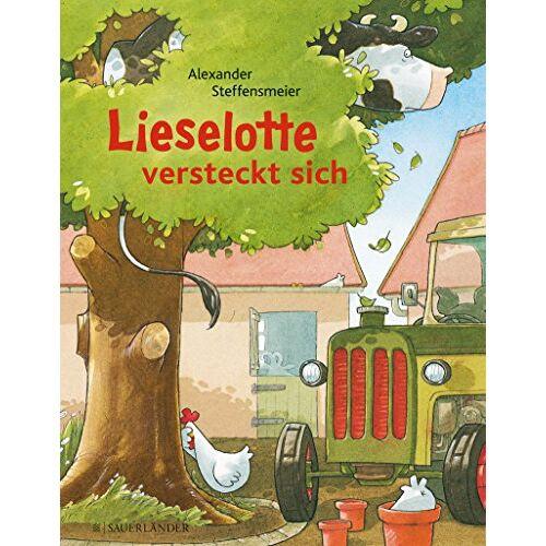 Alexander Steffensmeier - Lieselotte versteckt sich - Preis vom 15.08.2019 05:57:41 h