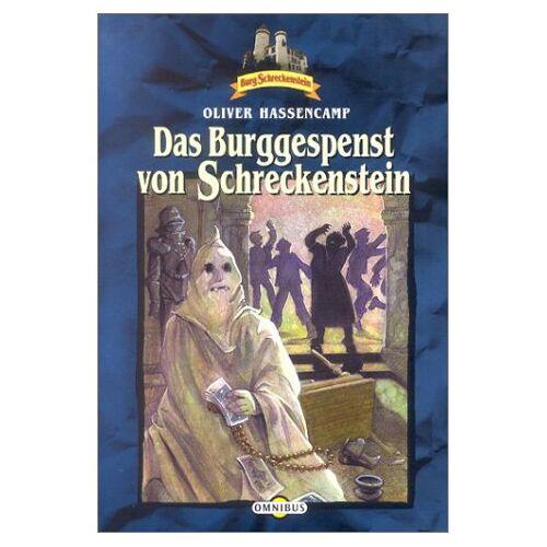 Oliver Hassencamp - Burg Schreckenstein: Das Burggespenst auf Burg Schreckenstein. Bd. 11 - Preis vom 20.10.2020 04:55:35 h