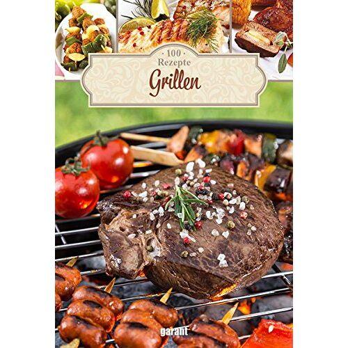 garant Verlag GmbH - 100 Ideen Grillen - Preis vom 16.01.2021 06:04:45 h
