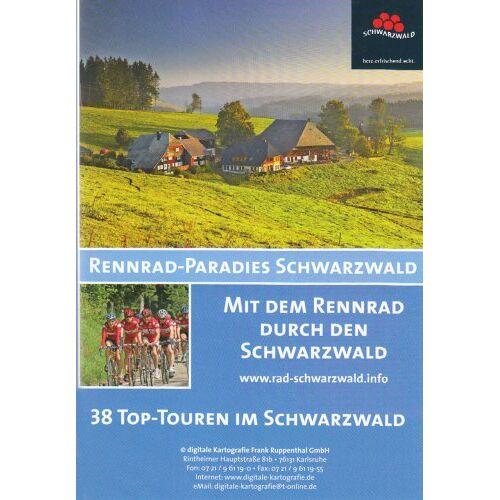 - Rennrad-Paradies Schwarzwald: Mit dem Rennrad durch den Schwarzwald 38 Top-Touren im Schwarzwald - Preis vom 31.03.2020 04:56:10 h