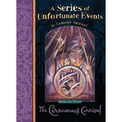 Lemony Snicket - A Series of Unfortunate Events 09. The Carnivorous Carnival - Preis vom 06.05.2021 04:54:26 h
