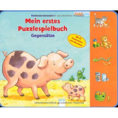 Bärbel Müller - Mein erstes Puzzlespielbuch - Gegensätze - Preis vom 10.05.2021 04:48:42 h