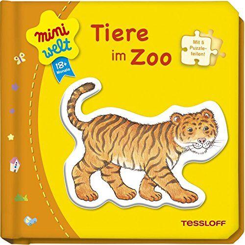 - Puzzlebuch: Tiere im Zoo - Preis vom 07.04.2021 04:49:18 h