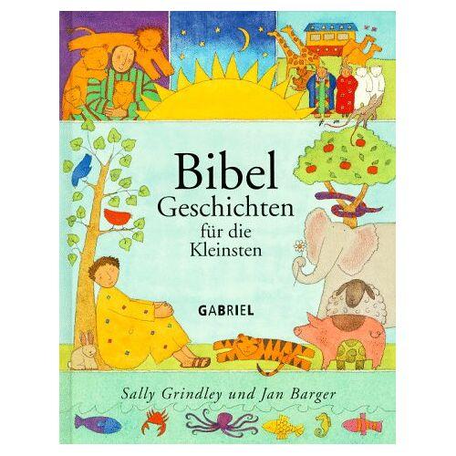 Sally Grindley - Bibelgeschichten für die Kleinsten - Preis vom 18.10.2020 04:52:00 h