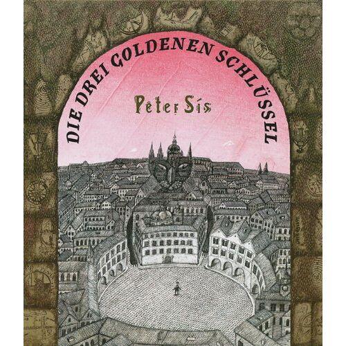 Peter Sis - Die drei goldenen Schlüssel - Preis vom 27.02.2021 06:04:24 h