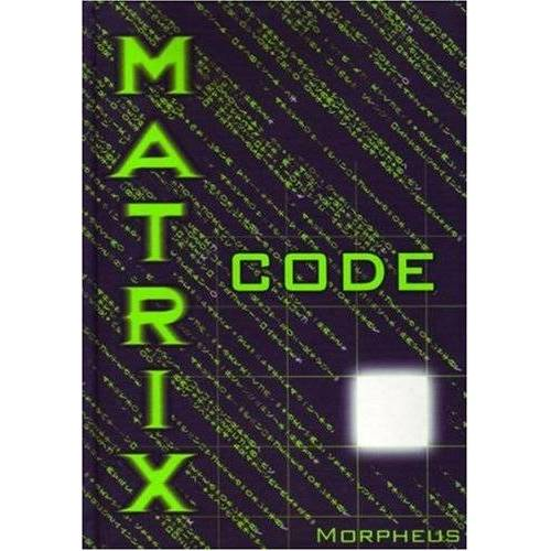 Morpheus - Matrix-Code - Preis vom 19.04.2021 04:48:35 h