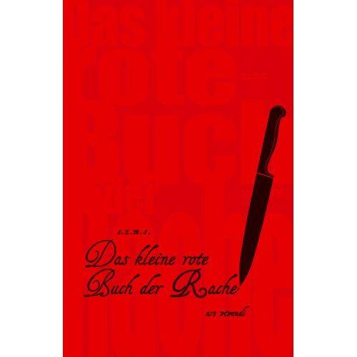 s.z.m.s. - Das kleine rote Buch der Rache - Preis vom 21.10.2020 04:49:09 h