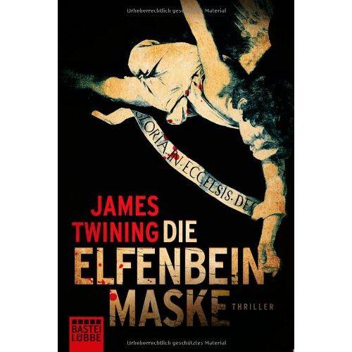 James Twining - Die Elfenbeinmaske - Preis vom 16.05.2021 04:43:40 h