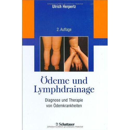 Ulrich Herpertz - Ödeme und Lymphdrainage - Preis vom 04.09.2020 04:54:27 h