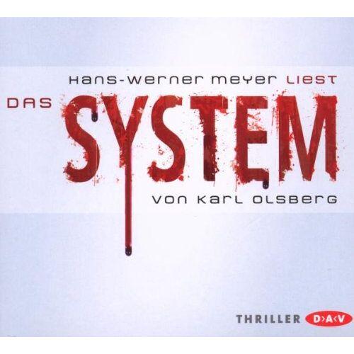 - Olsberg, K: Das System - Preis vom 20.10.2020 04:55:35 h