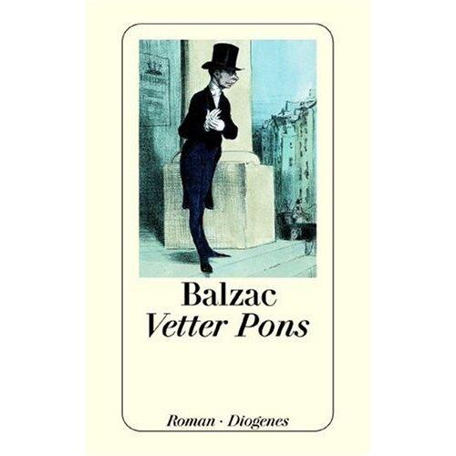 Balzac, Honoré de - Vetter Pons - Preis vom 28.02.2021 06:03:40 h