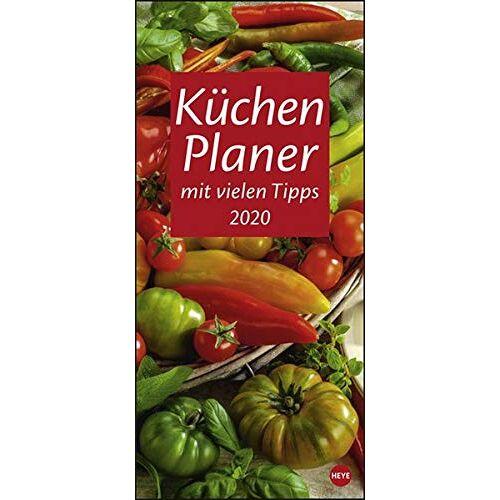 Heye - Küchenplaner 2020 16x34,7cm - Preis vom 05.09.2020 04:49:05 h