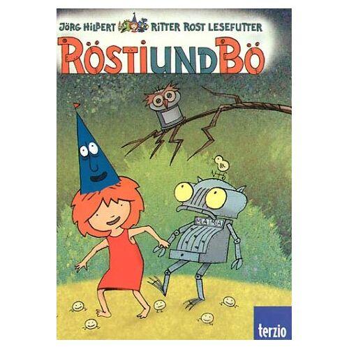Jörg Hilbert - Ritter Rost Lesefutter - Rösti und Bö - Preis vom 20.10.2020 04:55:35 h