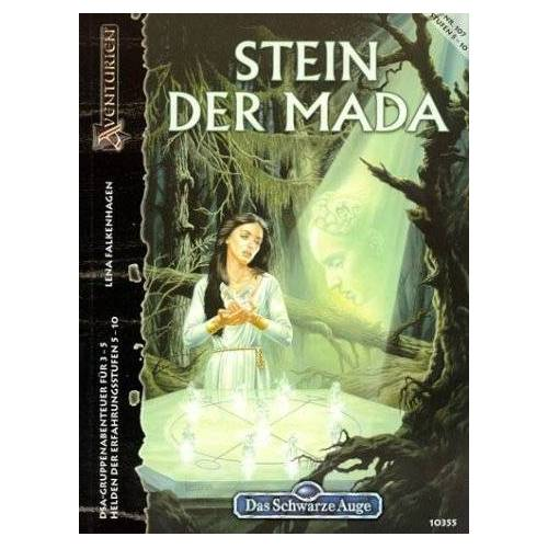 Lena Falkenhagen - Das schwarze Auge. Der Stein der Mada. Bd.107 - Preis vom 05.09.2020 04:49:05 h