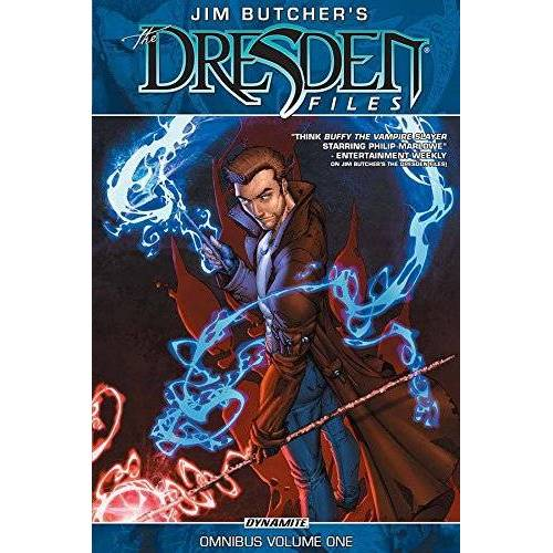 Jim Butcher - Jim Butcher's The Dresden Files Omnibus Volume 1 - Preis vom 24.02.2020 06:06:31 h