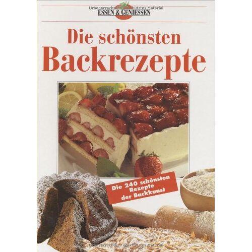 - Die schönsten Backrezepte - Preis vom 20.10.2020 04:55:35 h