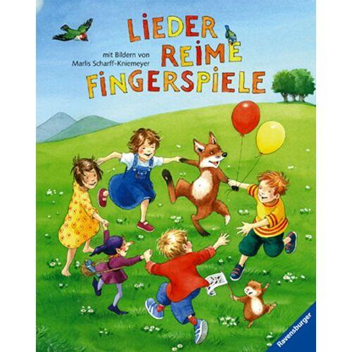- Lieder, Reime, Fingerspiele - Preis vom 14.04.2021 04:53:30 h