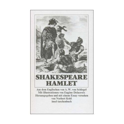 Shakespeare Hamlet: Prinz von Dänemark (insel taschenbuch) - Preis vom 15.05.2021 04:43:31 h