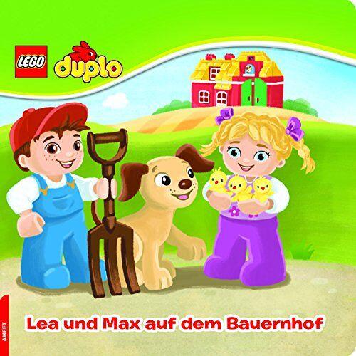 - LEGO® DUPLO®. Lea und Max auf dem Bauernhof: Papp-Bilderbuch - Preis vom 16.01.2021 06:04:45 h