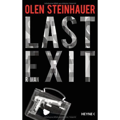 Olen Steinhauer - Last Exit - Preis vom 11.04.2021 04:47:53 h