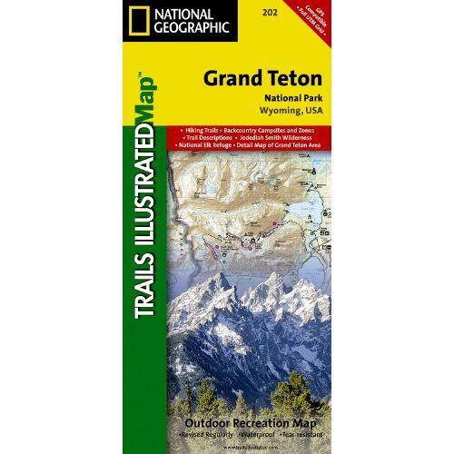 National Geographic Maps - Grand Teton National Park (Ti - National Parks) - Preis vom 15.04.2021 04:51:42 h
