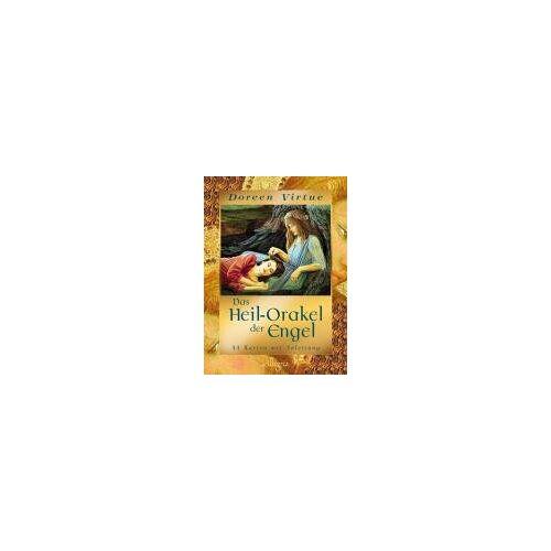 - Das Heil-Orakel der Engel, 44 Engelkarten - Preis vom 05.05.2021 04:54:13 h