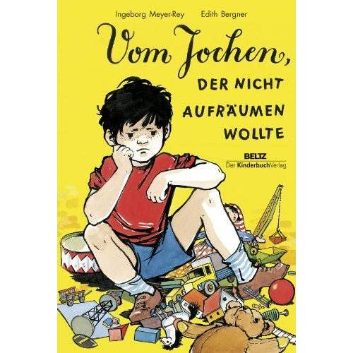Edith Bergner - Vom Jochen, der nicht aufräumen wollte - Preis vom 25.10.2020 05:48:23 h